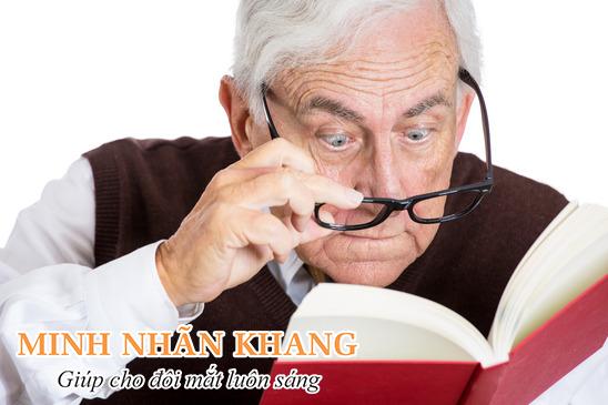 Cải thiện viễn thị bằng cách đeo kính mắt